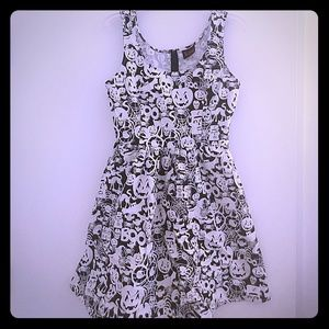 Creatures of the Fright Glow in the Dark Dress